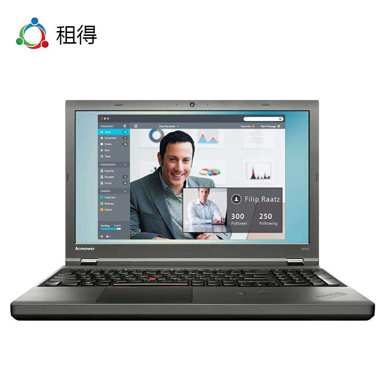 联想ThinkPad W540 图形设计商务办公笔记本
